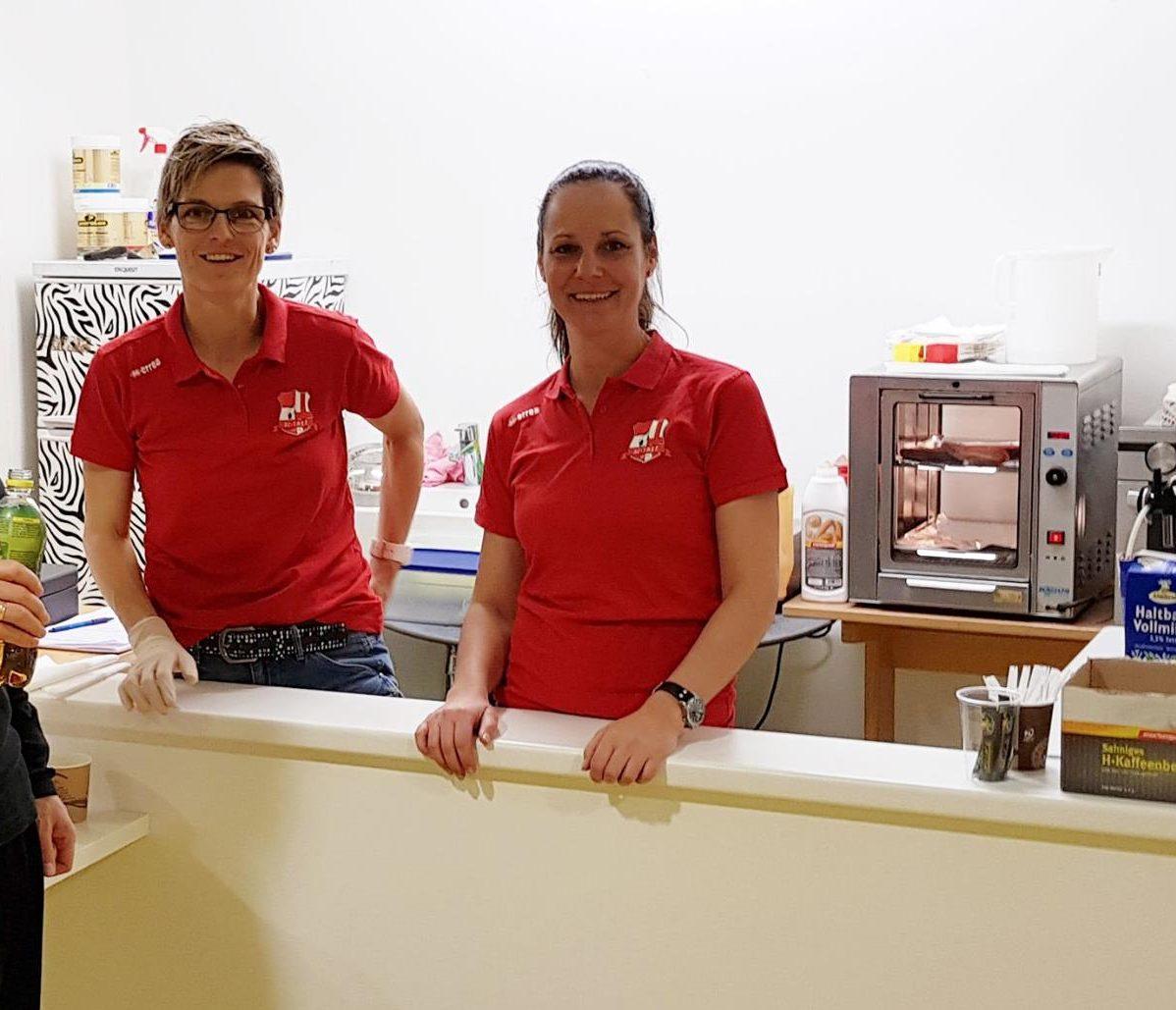 Margit Schatz & Heike Huber