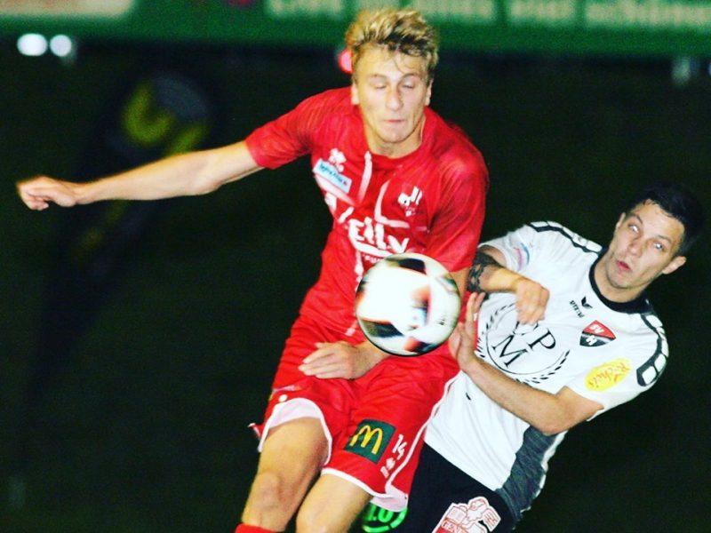 Nach Der 7:1 Niederlage Folgte Ein 1:0 Heimsieg Gegen Den SV Hall