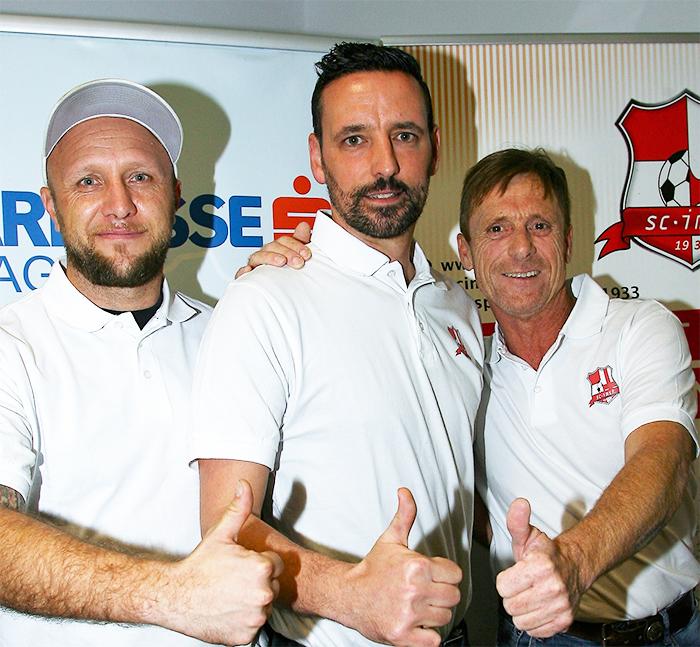 Neuer Trainer Für Die Regionalliga Mannschaft Heißt Herbert Ramsbacher