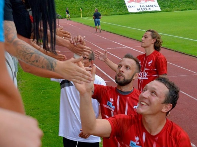 Unentschieden Und Sieg In Der Velly Arena Letzten Samstag.