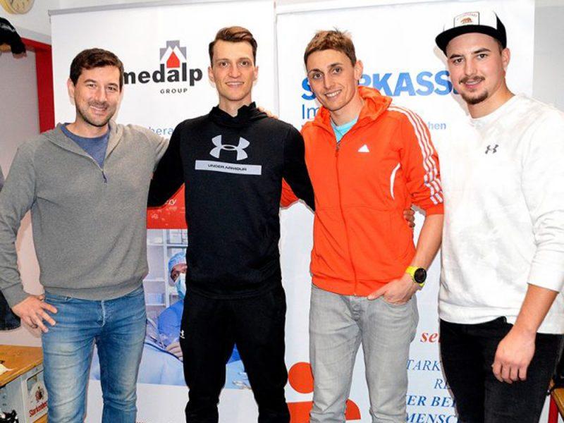 Trainingsauftakt Der Regionalliga-Mannschaft