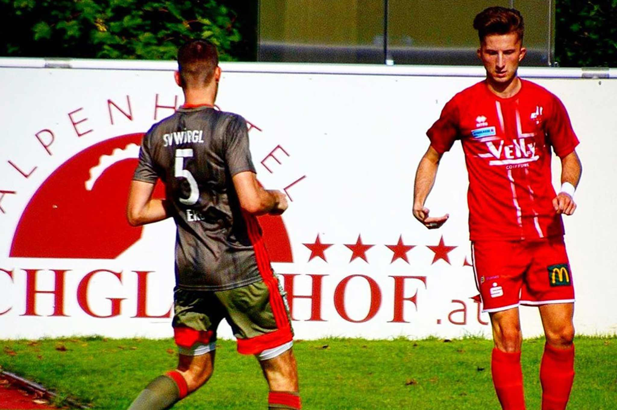 4:1 Niederlage In Wörgl Und Demir Rettet Punkt In Sölden