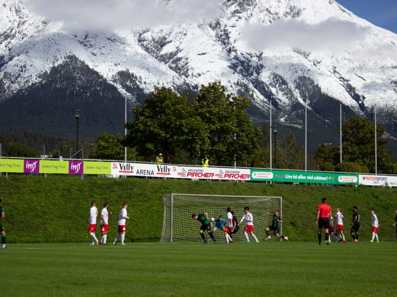 Heimsieg Gegen Den FC Wacker Innsbruck II