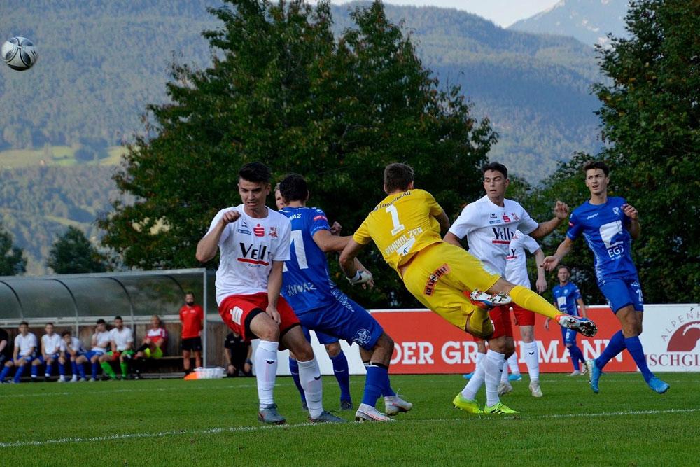 1 : 1 Unentschieden Gegen Den SC Schwaz