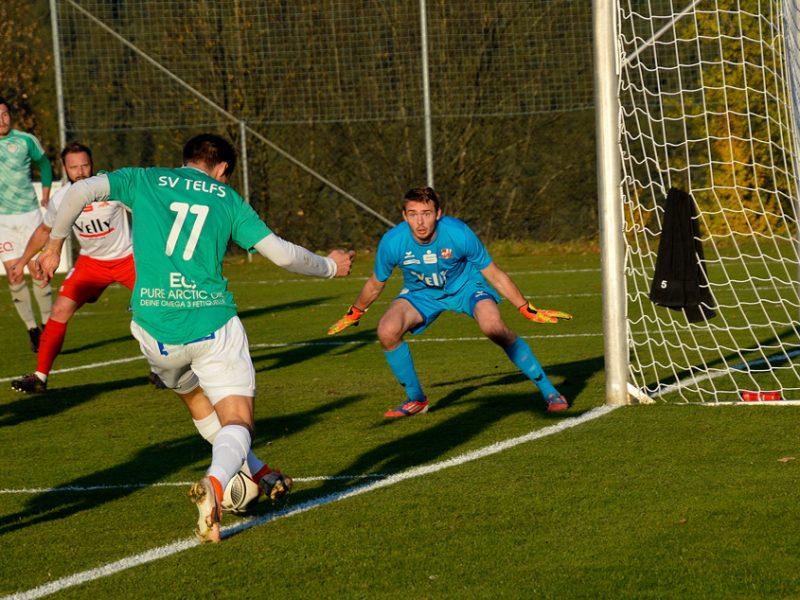 Derbysieger! 3:2 Gegen Den SV Telfs!