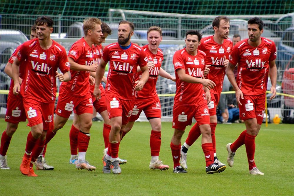 SIEG Gegen Den FC Wacker Innsbruck II !