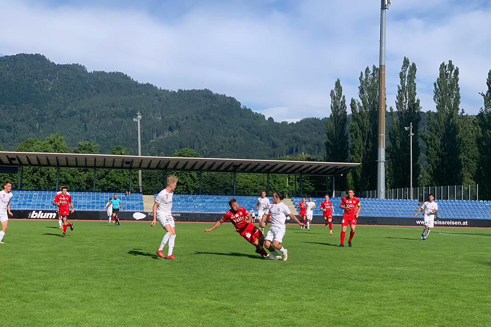 Super Testspiele Gegen Den Dornbirner SV Und SW Bregenz!