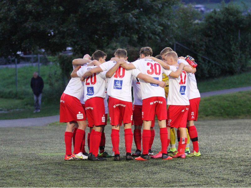 Heimsieg Für Unsere Juniors Gegen Schwaz 1b!