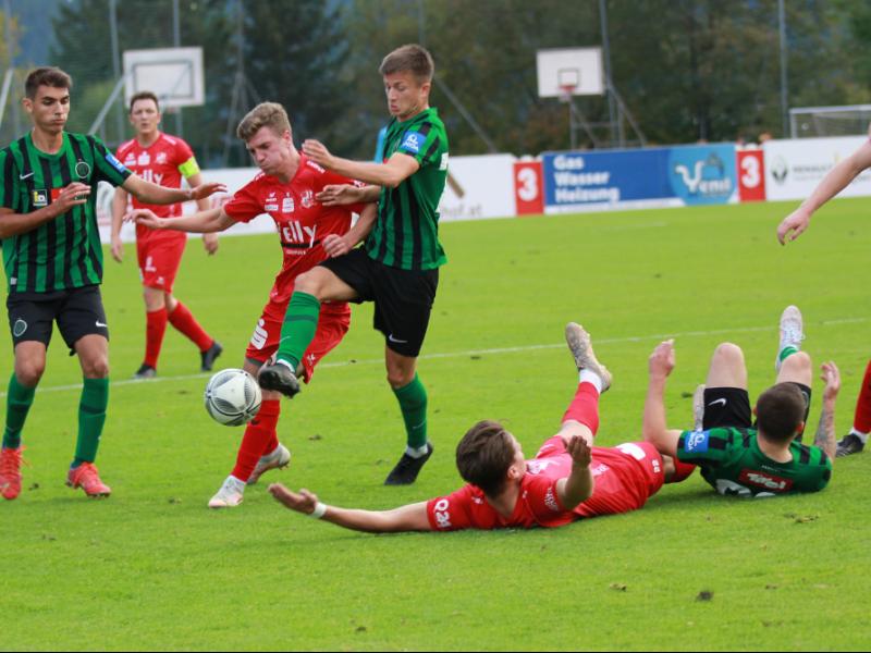 Niederlage Gegen FC Wacker Innsbruck II!